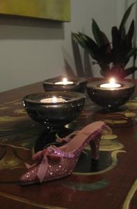 Kenkä ja kynttilät