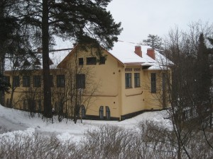 Blomstedtin pääty Villa Ranasta