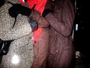Muodikkaita takkeja