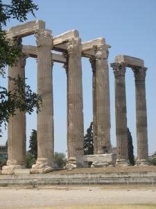 Zeuksen temppeli