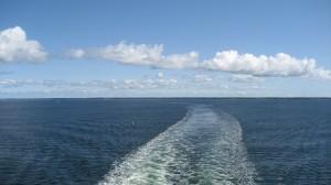 Itämeri, meri idän