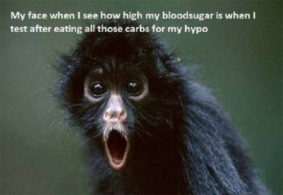 high bloodsugar